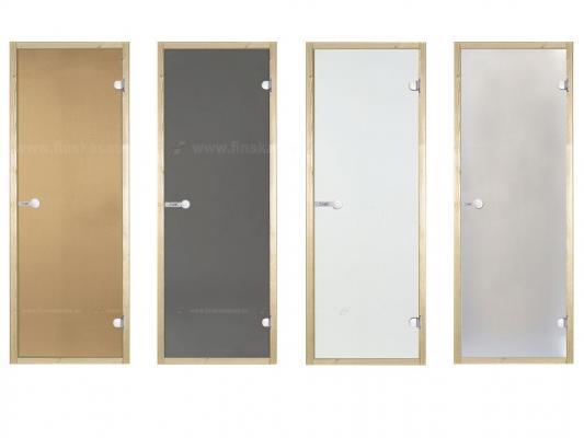 * Celoskleněné dveře