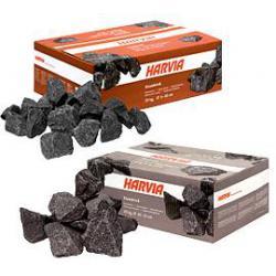 Harvia Saunové kameny 20 kg - šedé