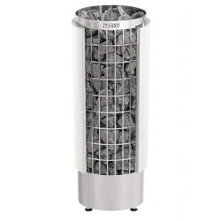 Harvia Saunová kamna Cilindro PC110VHE, bílá, polovina pláště