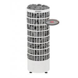 Harvia Saunová kamna Cilindro PC90VEE, bílá