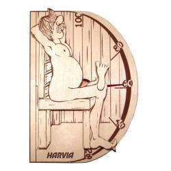 """Harvia Teploměr """"Sauna Man"""""""